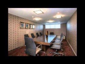 The Orr Board Room seats up to 10 at a conference table for business meetings