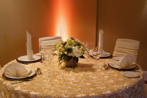 Our flexible event spaces can accommodate ceremonies and receptions