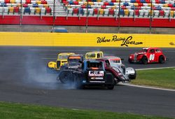 Legends Million Race at Charlotte Motor Speedway