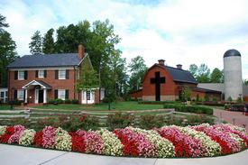 Billy Graham Library Charlotte NC
